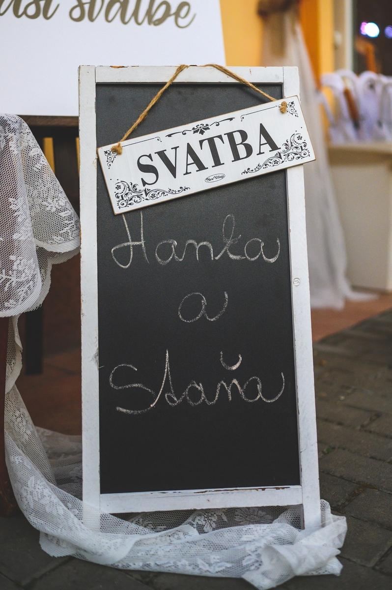 Svatba Hanka a Staňa, Vnorovy, Lidový dům [15. 6. 2019]